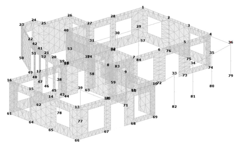 """Lavori di Ampliamento Asilo Nido """" La Girandola"""" – Progettazione della struttura in elevazione in legno"""