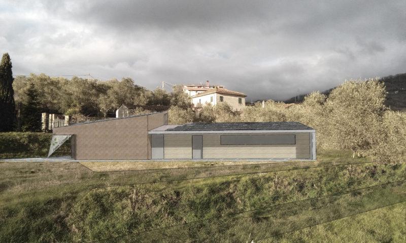 legoLAB in Liguria: ristrutturazione ed ammodernamento di un'azienda agricola