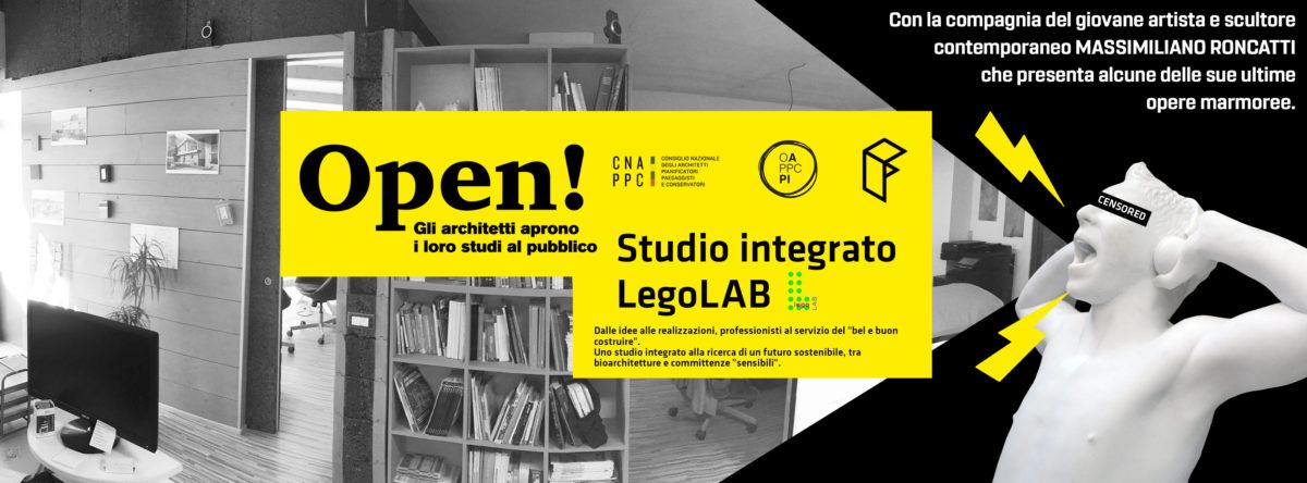 OPEN!!! Gli Architetti aprono i loro studi al pubblico!